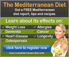 mediterranean diet recipes & tips