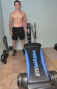 total gym xls plus the best fullbody workout machine for